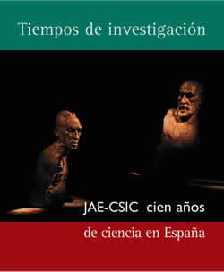 Tiempos de investigación: JAE-CSIC, cien años de ciencia en España